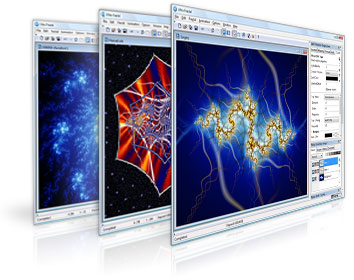 Ultra Fractal screen shots